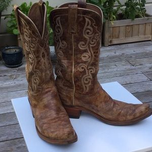 Lucchese Wmns Cowboy Boot N4689
